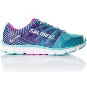 Shoes Salming Miles Women Ceramic Green / Azalea Pink, Salming