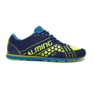 Shoes Salming Race 3 Men Navy / Safety Yellow, Salming