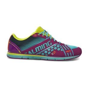 Shoes Salming Race 3 Women Turquoise / Purple, Salming
