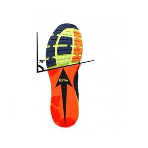 Shoes Salming Speed 3 Men Shocking Orange, Salming