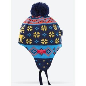 Children knitted cap Kama BW19 108