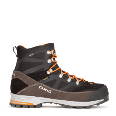 Men boots AKU 844 Trekker For GTX black / orange, AKU