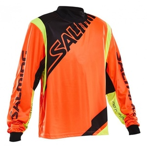 Goalkeeper jersey Salming Phoenix Goalie JSY JUNIOR Orange, Salming