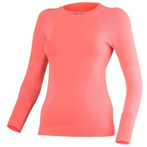 Women thermal shirt Lasting Tasa 2001 salmon, Lasting