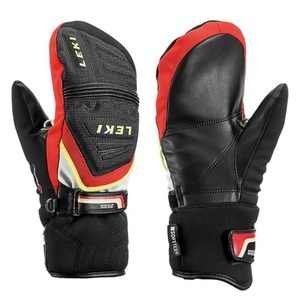 Gloves LEKI Race Coach C-Tech S Junior Mitt 640813801, Leki