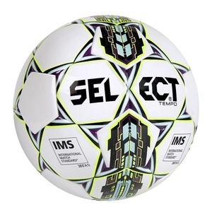 Football ball Select TB Tempo white purple, Select