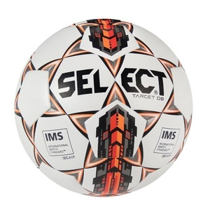 Football ball Select Target DB white orange, Select