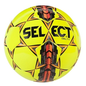 Football ball Select FB Delta yellow black, Select