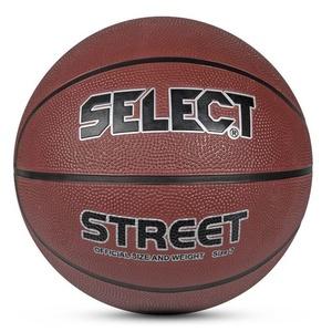 Basketball ball Select Basketball Street brown, Select