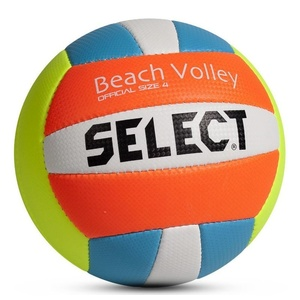 Volleyball ball Select UK Beach Volley yellow blue, Select