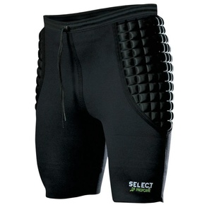 Compression shorts Select Goalkeeper pants 6420 black, Select