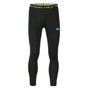 Men compression pants Select Compression tights 6405 black, Select