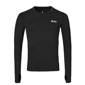 Compression shirt Select Compression T-shirt L/S 6902 black, Select