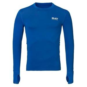 Compression shirt Select Compression T-shirt L/S 6902 blue, Select