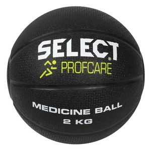 Heavy ball Select Medicine ball 2 kg black, Select