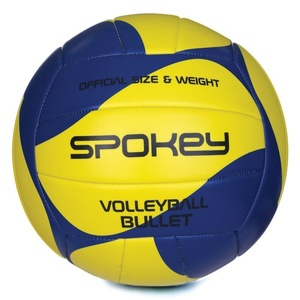 Volleyball ball Spokey BULLET yellow-blue, Spokey