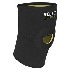 Bandage knee Select Knee support w / hole 6201 black, Select