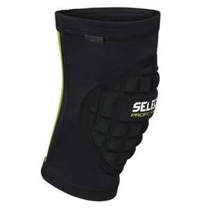 Protectors to knees Select Compression knee support handball 6250 black, Select