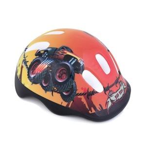 Children cycling helmet Spokey BAD BOY 48-52 cm, Spokey