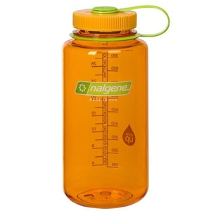 Bottle Nalgene Wide Mouth 1l 2178-2065 Clementine, Nalgene