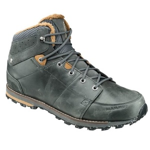 Shoes Mammut Chamuera Mid WP Men Dark graphite-timber, Mammut