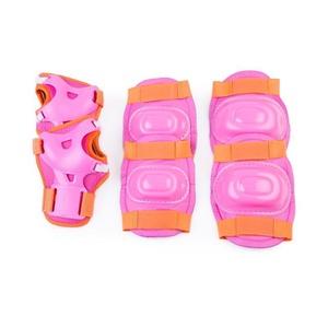 Set children protectors Spokey AEGIS 3-dílná, pink, Spokey