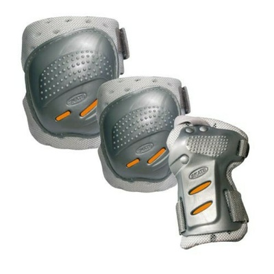 Protectors Tempish Cool Maxa 3 silver/orange, Tempish