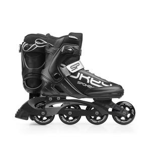 Roller skates Spokey PRIME black, Spokey