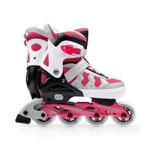 Roller skates Spokey MADDOX gray-pink, Spokey
