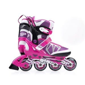 Roller skates Spokey SPEEDSTAR pink, Spokey