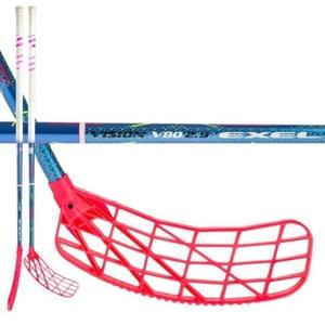 Floorball stick Exel V80 BLUE 2.6 103 ROUND MB, Exel