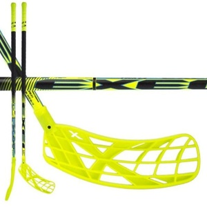 Floorball stick Exel F50x 2.9 black 98 ROUND MB, Exel
