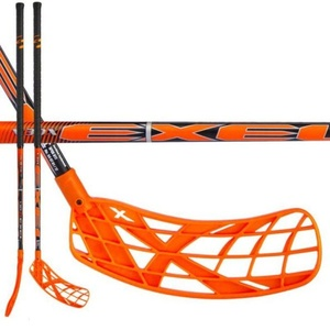 Floorball stick Exel V30x 3.4 orange 87 ROUND SB, Exel