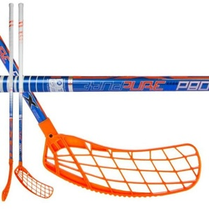 Floorball stick Exel P80 BLUE 2.6 101 OVAL MB, Exel