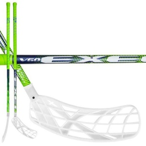 Floorball stick V60 2.9 green 98 ROUND X-blade MB, Exel