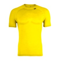 Men functional shirt Silvini Soane MT828 yellow, Silvini
