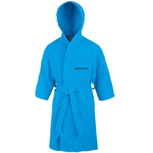 Bathrobe Speedo Bathrobe Microterry Junior Japan Blue 68-602je0003, Speedo