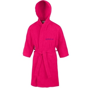 Bathrobe Speedo Bathrobe Microterry Junior Raspberry-Fill 68-602je0007, Speedo