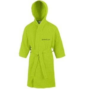Bathrobe Speedo Bathrobe Microterry Junior Apple Green 68-602je0010, Speedo