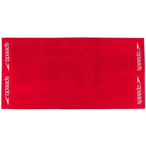 Towel Speedo Leisure Towel 100x180cm Red 68-7031e0004, Speedo