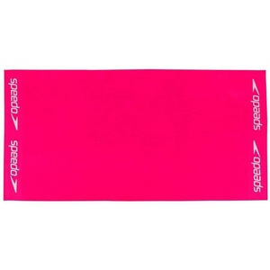 Towel Speedo Leisure Towel 100x180cm Raspberry Fill 68-7031e0007, Speedo