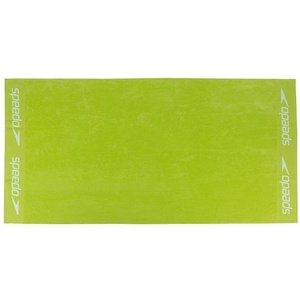 Towel Speedo Leisure Towel 100x180cm Apple Green 68-7031e0010, Speedo