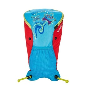 Backpack Speedo Sea Squad Backpack IU blue/red, Speedo