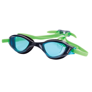 Swimming glasses Spokey FALCON black and green, Spokey