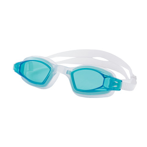 Swimming glasses Spokey WAVE aqua, white belt, Spokey