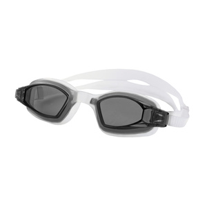 Swimming glasses Spokey WAVE black, white belt, Spokey
