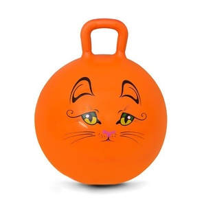 Jumping ball Spokey KITTY 45 cm, Spokey