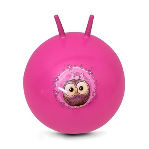 Jumping ball Spokey LITTLE OWL 60 cm, Spokey