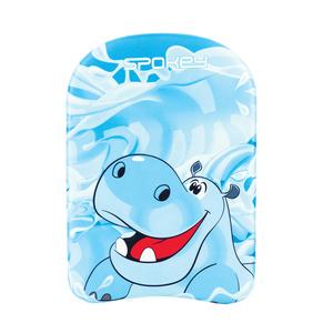 Floatable board Spokey HIPPO with children's motive, Spokey