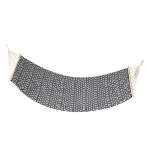 Hammock net Spokey ZUNI black and white, Spokey